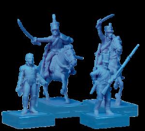 Battles of Napoleon - figurki