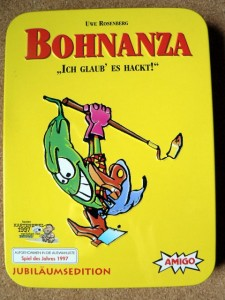 Bohnanza - Fasolki - pudełko przód
