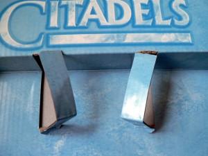 Cytadela - rozwalone pudełko