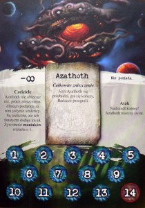 Horror w Arkham - Azathoth
