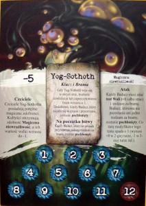 Horror w Arkham - Yog-Sothoth