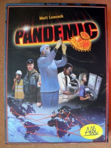 Pandemic - przód