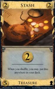 Stash - nowa karta do Dominiona