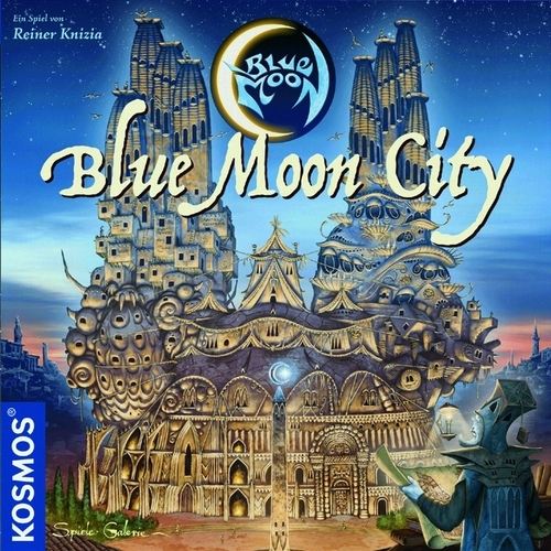 Pudełko Blue Moon City