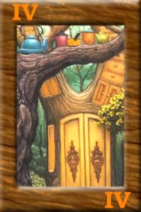 Karta Leśnego Podwieczorku