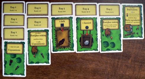 Agricola - karty rund