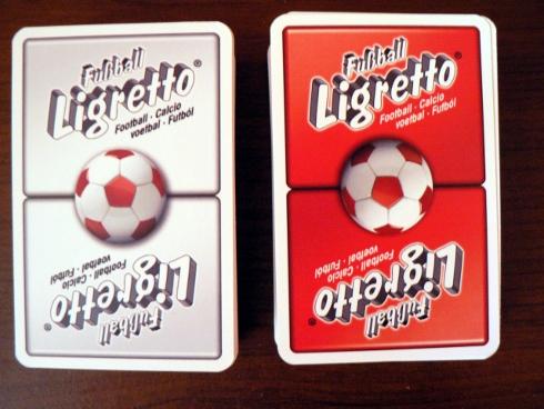 Football Ligretto
