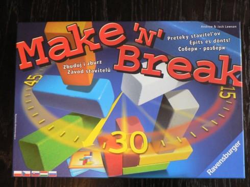 Gry planszowe - Make'n'Break