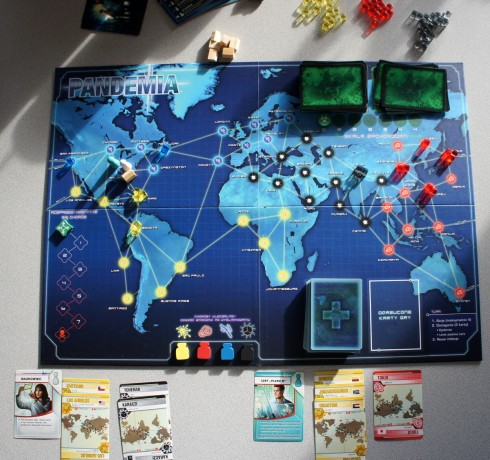 Pandemia - świat przed zagładą