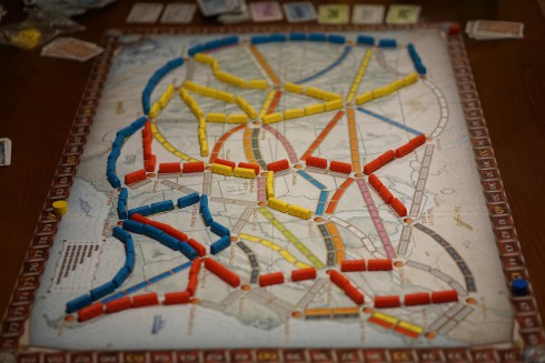Ticket to ride - it's piękne