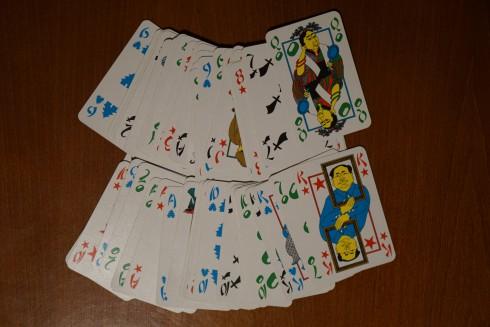tichu - karty