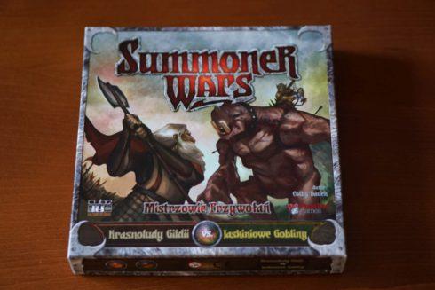 gry planszowe - summoner wars