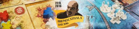 Bruno Cathala Day