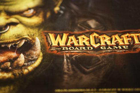 warcraft gra planszowa